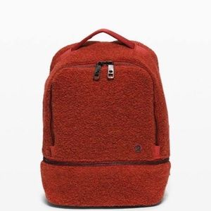 NWT lululemon Sherpa backpack